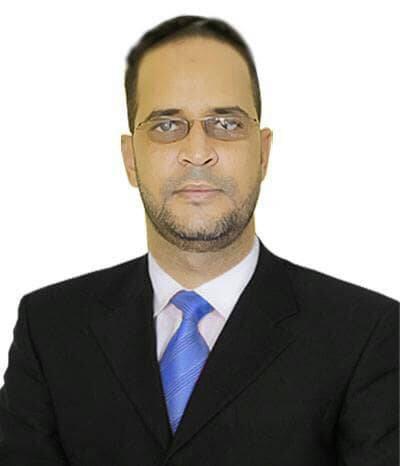 الرئيس المدير العام لمؤسسة لازو للتكوين أحمد سعيد